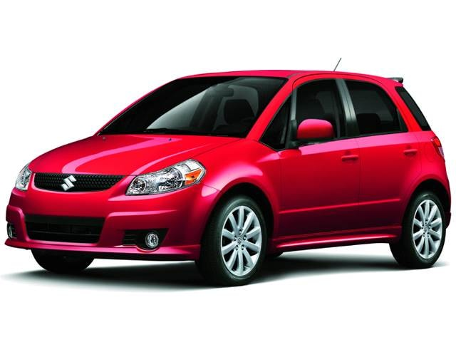 Most Popular Hatchbacks of 2012