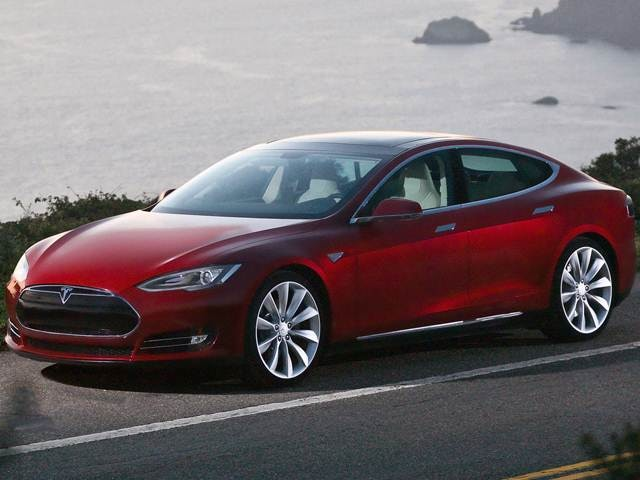 Top Consumer Rated Sedans of 2012 - 2012 Tesla Model S