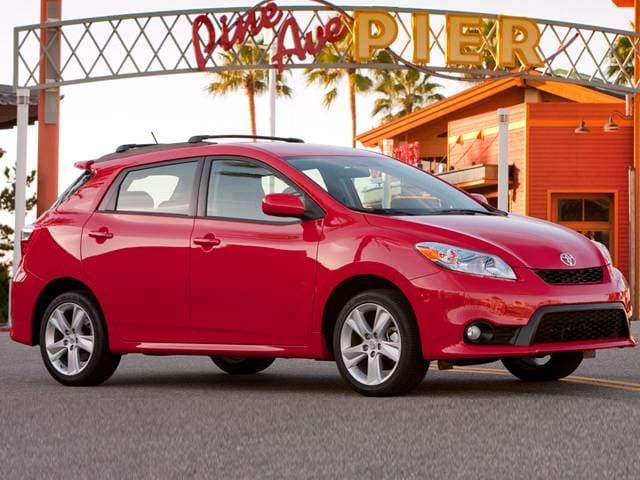 Most Fuel Efficient Wagons of 2012 - 2012 Toyota Matrix