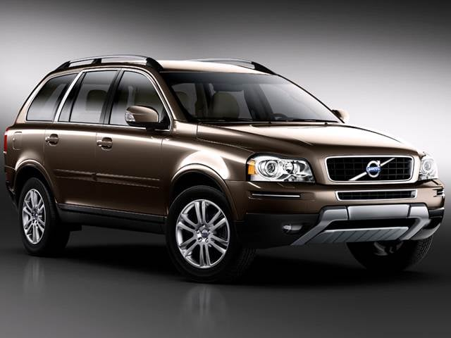 Most Popular Crossovers of 2012 - 2012 Volvo XC90