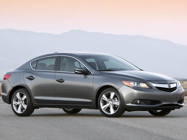 Best Safety Rated Sedans of 2013 - 2013 Acura ILX