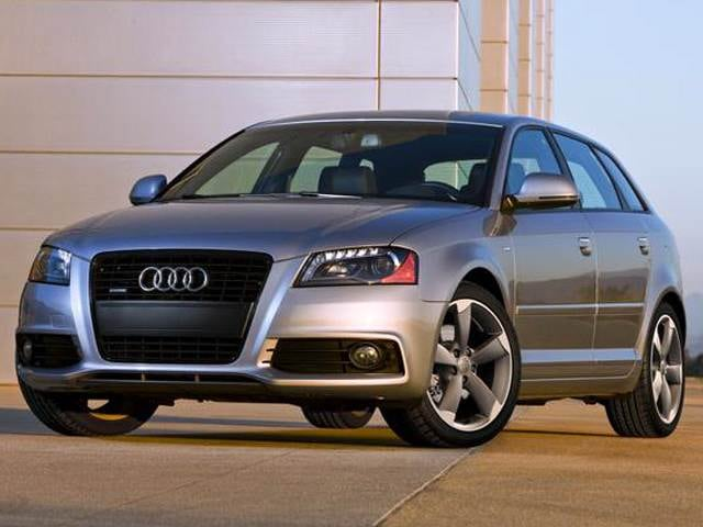 Most Popular Wagons of 2013 - 2013 Audi A3