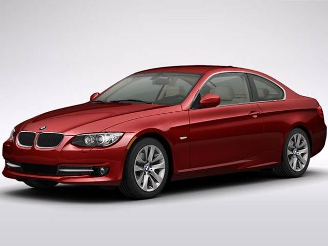 Top Expert Rated Coupes of 2013 - 2013 BMW 3 Series
