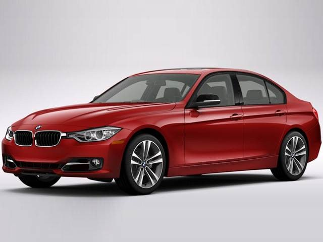 Top Expert Rated Sedans of 2013 - 2013 BMW 3 Series
