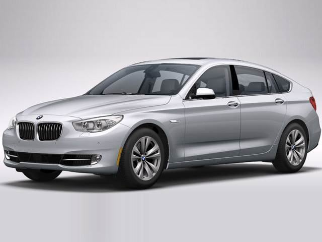 Highest Horsepower Hatchbacks of 2013 - 2013 BMW 5 Series
