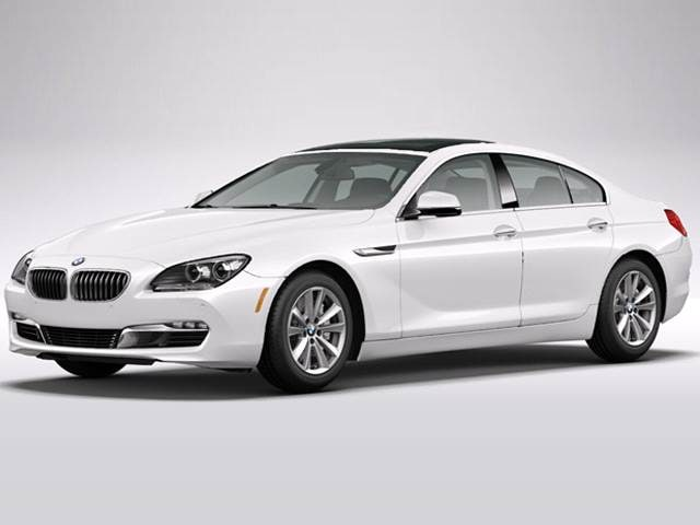 Top Expert Rated Coupes of 2013 - 2013 BMW 6 Series