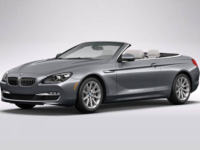 Top Expert Rated Convertibles of 2013 - 2013 BMW 6 Series
