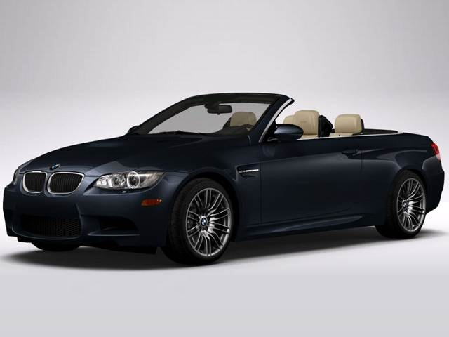 Top Expert Rated Convertibles of 2013 - 2013 BMW M3