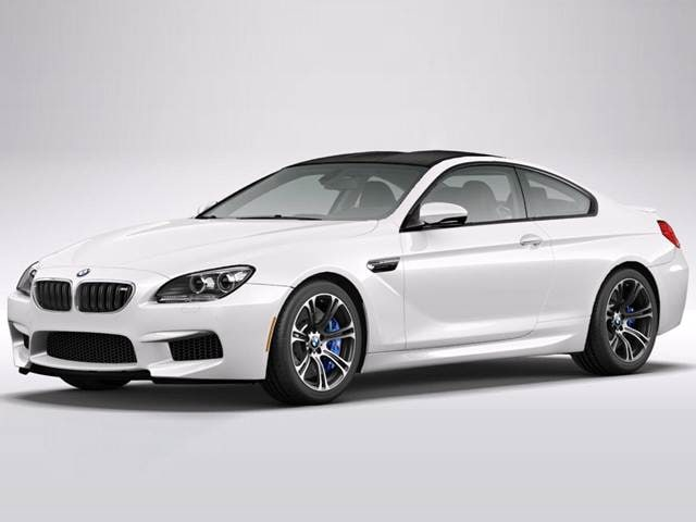 Top Consumer Rated Coupes of 2013 - 2013 BMW M6
