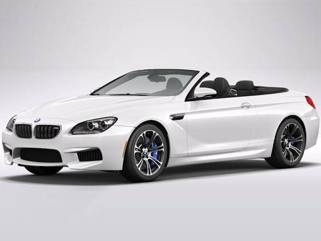 Highest Horsepower Convertibles of 2013 - 2013 BMW M6