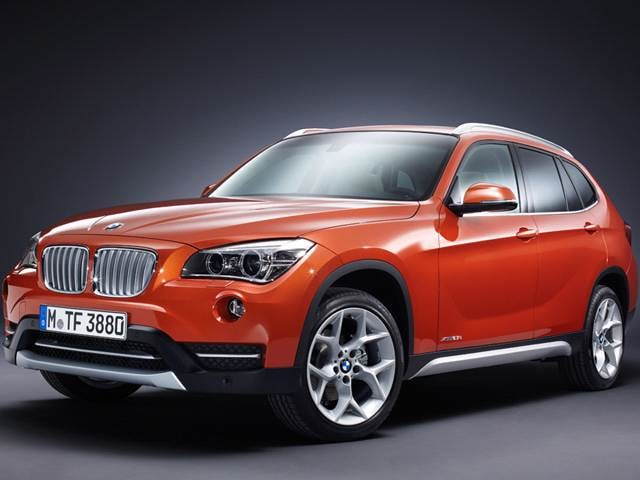 Most Fuel Efficient SUVs of 2013 - 2013 BMW X1