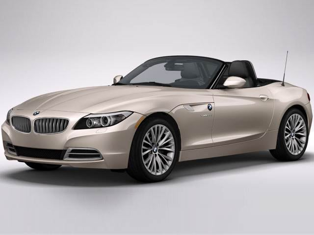 Most Fuel Efficient Convertibles of 2013 - 2013 BMW Z4