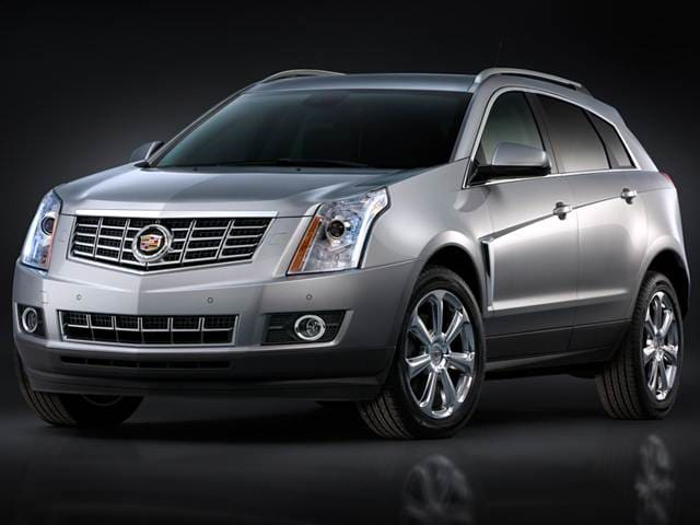 Best Safety Rated Luxury Vehicles of 2013 - 2013 Cadillac SRX