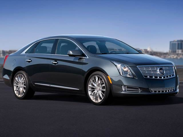 Best Safety Rated Sedans of 2013 - 2013 Cadillac XTS