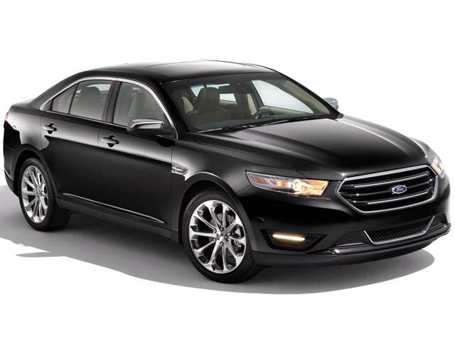 Best Safety Rated Sedans of 2013 - 2013 Ford Taurus