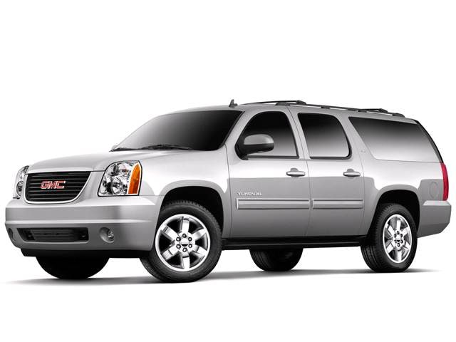 Most Popular SUVs of 2013 - 2013 GMC Yukon XL 2500