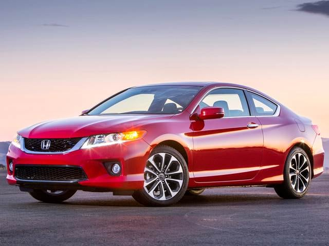 Top Expert Rated Coupes of 2013 - 2013 Honda Accord