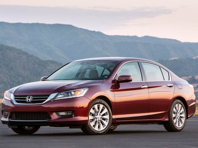 Best Safety Rated Sedans of 2013 - 2013 Honda Accord
