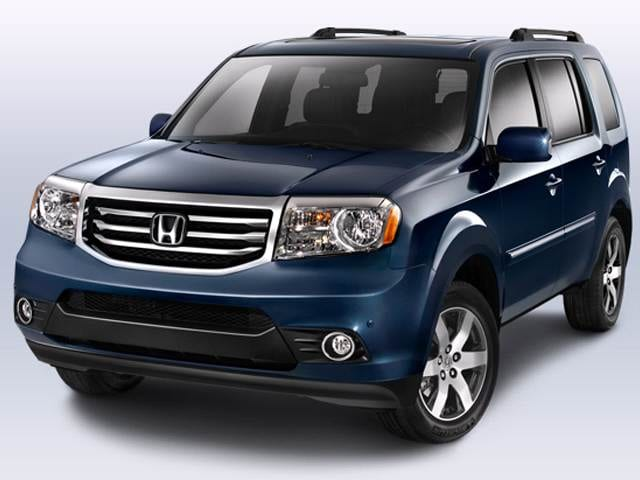 Kelley Blue Book Used Cars Value Calculator >> 2013 Honda Pilot Touring Sport Utility 4D Used Car Prices | Kelley Blue Book