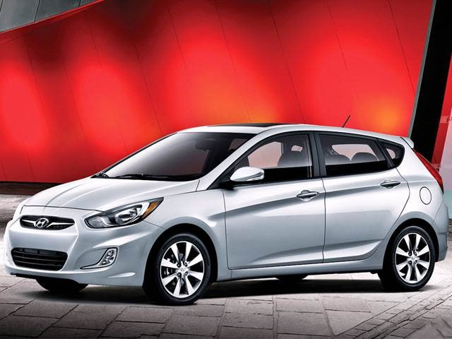 Used 2013 Hyundai Accent GS Hatchback 4D Pricing