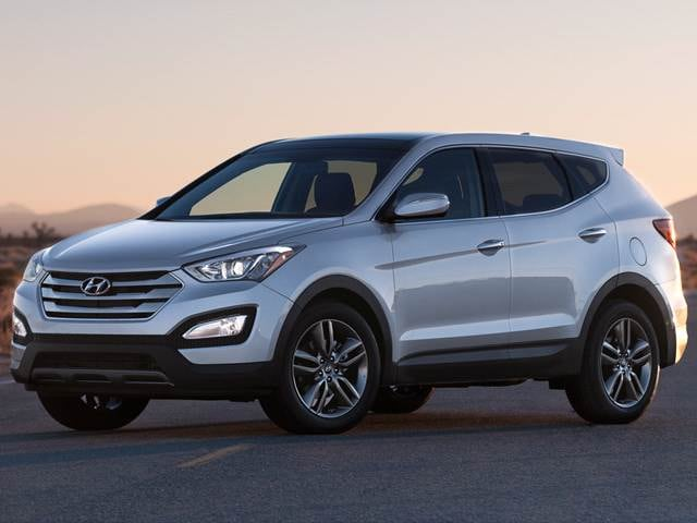 Best Safety Rated SUVs of 2013 - 2013 Hyundai Santa Fe Sport