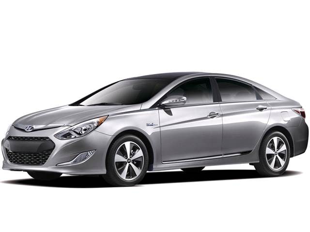 Best Safety Rated Hybrids of 2013 - 2013 Hyundai Sonata