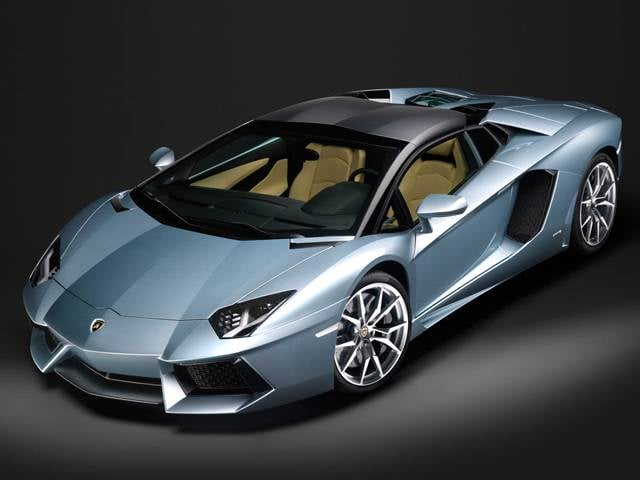 Highest Horsepower Convertibles of 2013 - 2013 Lamborghini Aventador