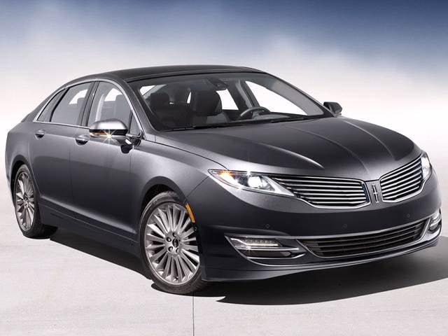 Best Safety Rated Luxury Vehicles of 2013 - 2013 Lincoln MKZ