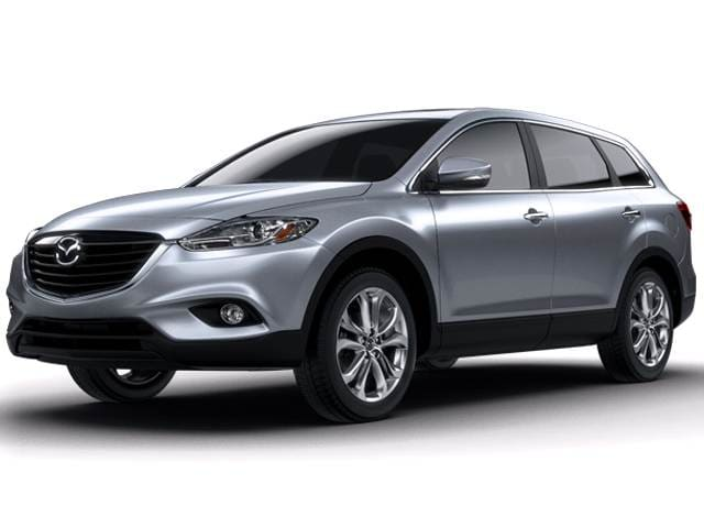 Top Consumer Rated SUVs of 2013 - 2013 Mazda CX-9