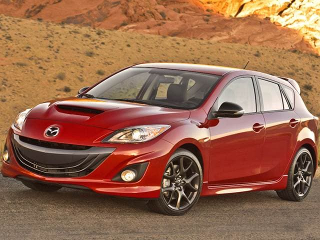 Highest Horsepower Hatchbacks of 2013