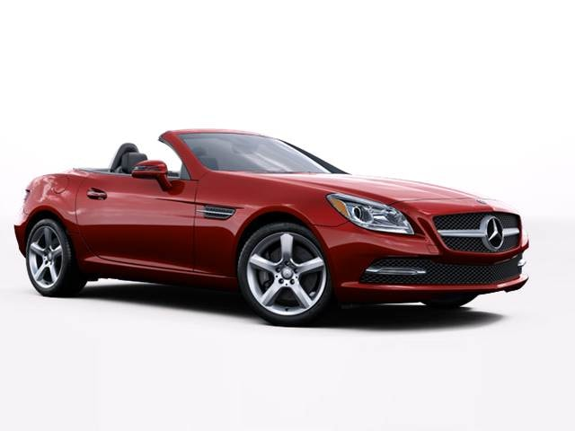 Most Fuel Efficient Convertibles of 2013 - 2013 Mercedes-Benz SLK-Class