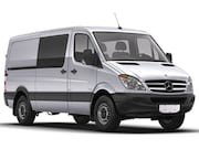 2013-Mercedes-Benz-Sprinter 2500 Crew