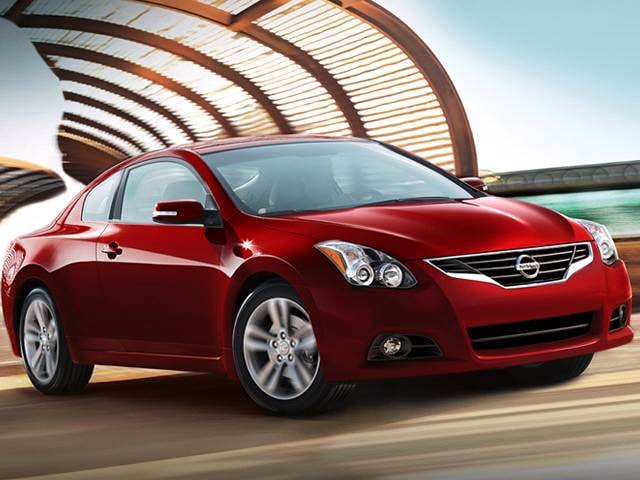 Top Expert Rated Coupes of 2013 - 2013 Nissan Altima