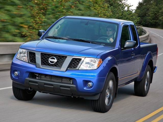 Most Fuel Efficient Trucks of 2013 - 2013 Nissan Frontier King Cab