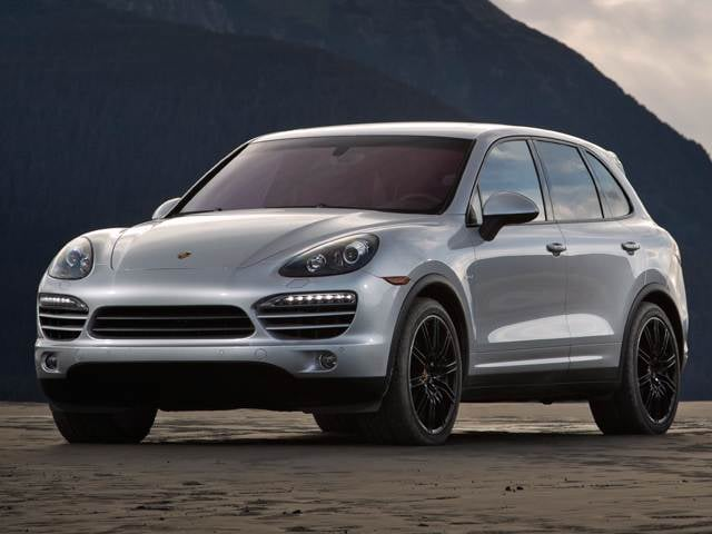 Top Expert Rated Crossovers of 2013 - 2013 Porsche Cayenne