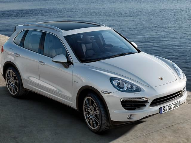 Top Expert Rated SUVs of 2013 - 2013 Porsche Cayenne