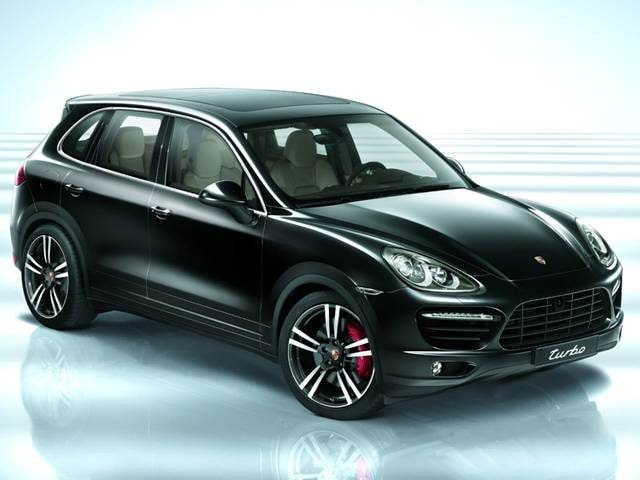 Highest Horsepower Crossovers of 2013 - 2013 Porsche Cayenne