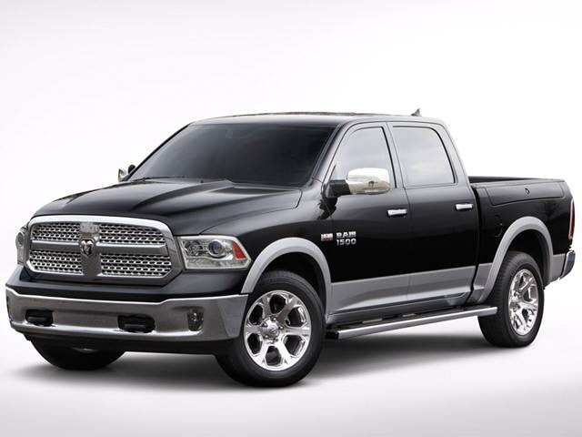 Best Safety Rated Trucks of 2013 - 2013 Ram 1500 Crew Cab