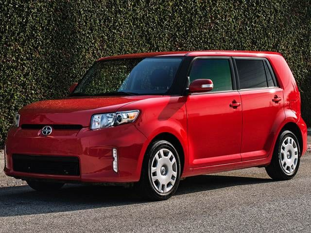 Top Consumer Rated Wagons of 2013 - 2013 Scion xB