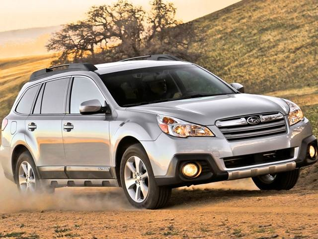 Most Popular Wagons of 2013 - 2013 Subaru Outback