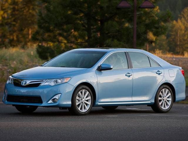 Most Fuel Efficient Hybrids of 2013