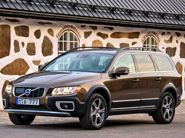 Top Consumer Rated Wagons of 2013 - 2013 Volvo XC70