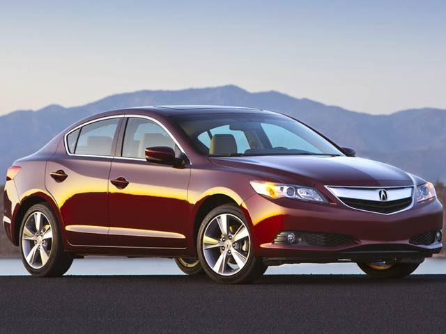 Best Safety Rated Sedans of 2014 - 2014 Acura ILX