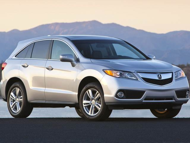 Best Safety Rated Crossovers of 2014 - 2014 Acura RDX