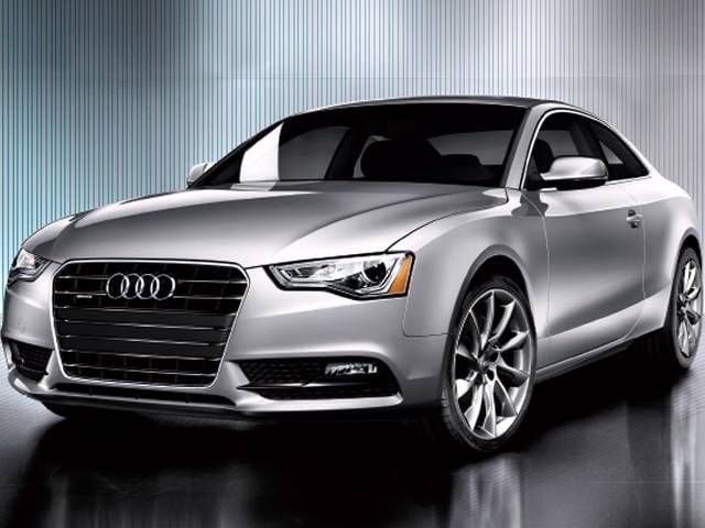 Top Expert Rated Luxury Vehicles of 2014 - 2014 Audi A5