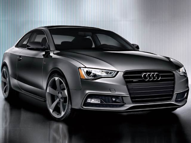Top Expert Rated Coupes of 2014 - 2014 Audi A5
