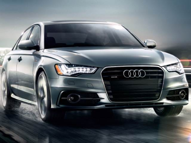 Best Safety Rated Sedans of 2014 - 2014 Audi A6