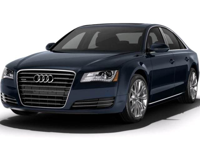 Top Expert Rated Luxury Vehicles of 2014 - 2014 Audi A8