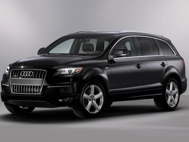 Top Expert Rated SUVs of 2014 - 2014 Audi Q7