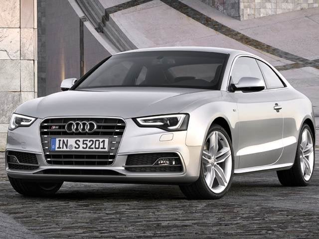 Top Consumer Rated Coupes of 2014 - 2014 Audi S5